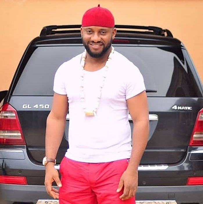 EndSWAT: Yul Edochie Leads Protest In Asaba Yul-ed29