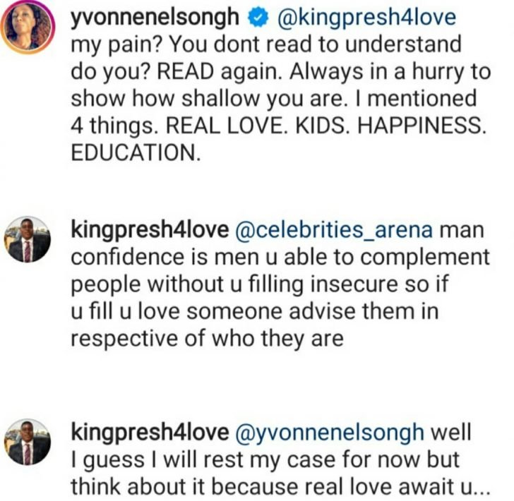 Marriage Isn't An Achievement For Me – Yvonne Nelson Replies IG Troll Who Asked Her To Go And Get Married Yvon-210