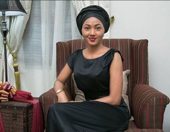 I Understand People's Anger, It's Really Embarrassing What's Happening – Buhari's Daughter, Zahra Reveals Zahra_10
