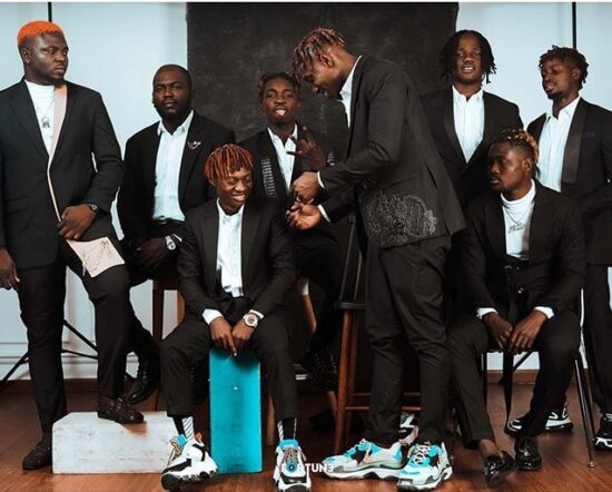 Zlatan Reveals Why He Signed Close Friends To His Label Zanku-10