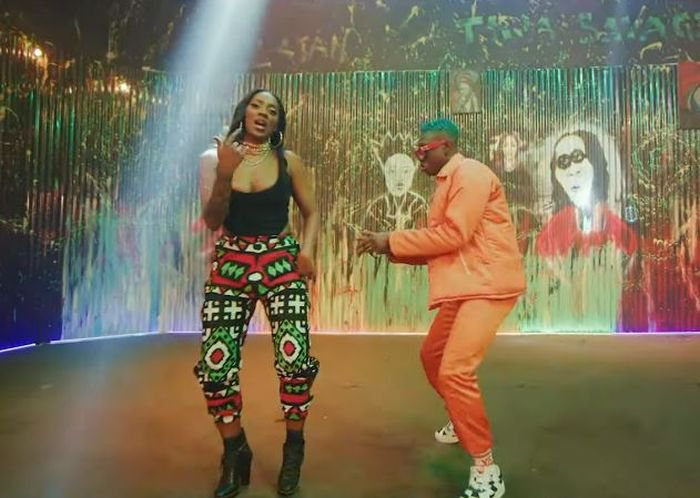 "Zlatan – ""Shotan"" Ft. Tiwa Savage 