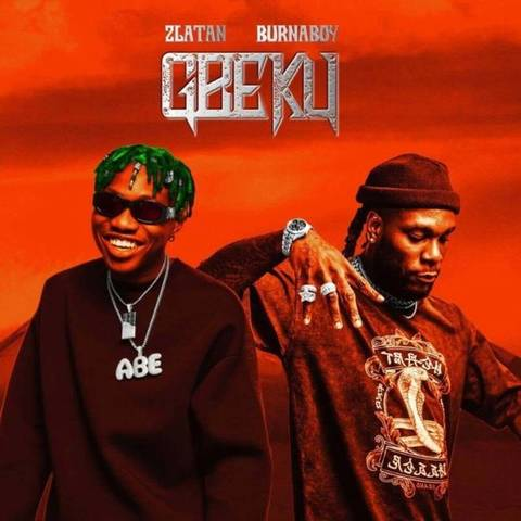 [Lyrics] Zlatan Ft. Burna Boy – Gbeku Zlatan75