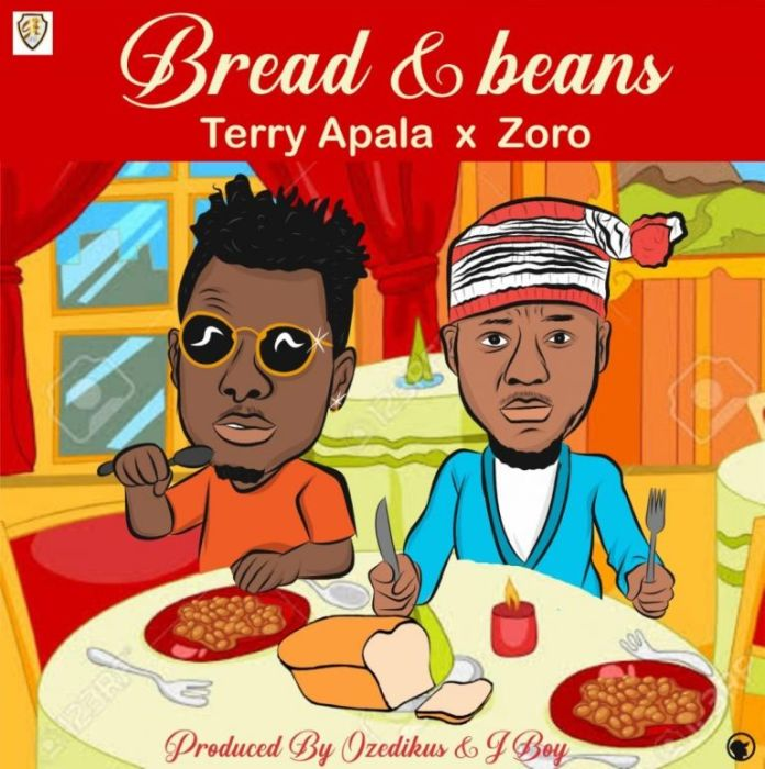 Terry Apala x Zoro – Bread Ati Ewa | 9Jatechs Music  Zoro10
