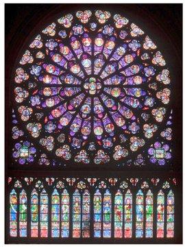 Terrible incendie de Notre Dame de Paris le 15 Avril 2019 au soir D4oe6y10