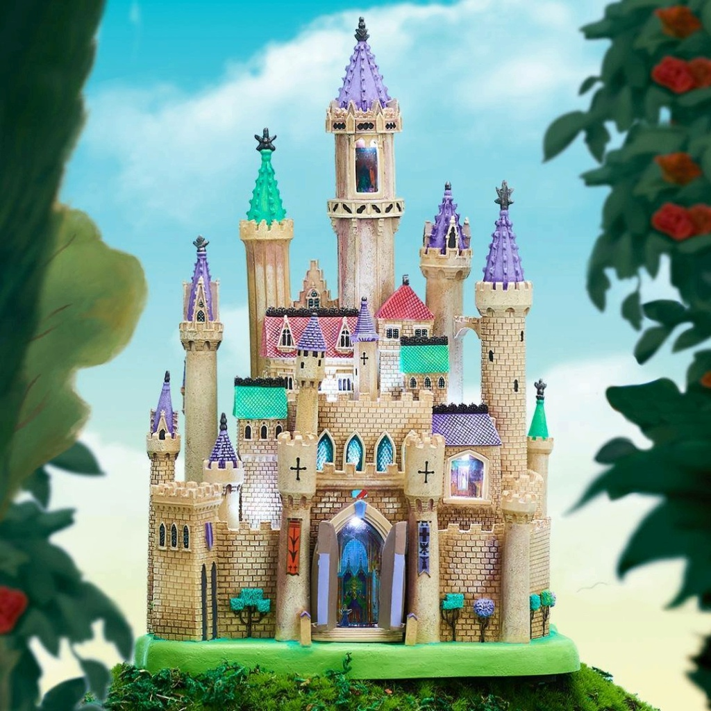 The Disney Castle Collection - Page 33 14069910