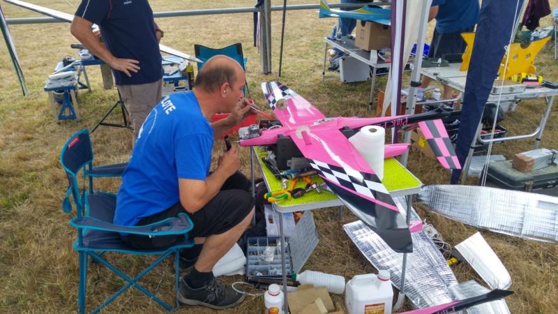 Concours FAI F3D - MACCT à St Martin Le Beau - Le 15 au 16/09/2018 20180915