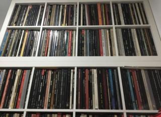 Mueble almacenaje discos 302f3e10