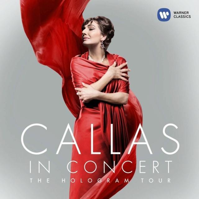 María Callas en holograma comienza gira conciertos de 105' por Europa y EE.UU. 43429110