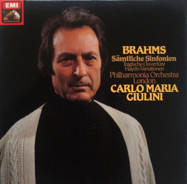 Consejos sobre una versión de las sinfonias de Brahms 58447b10