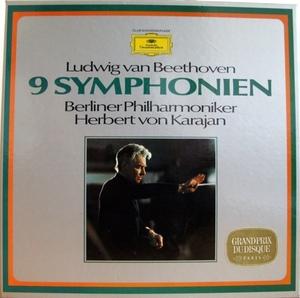 La enésima reedición en vinilo de las Sinfonías de Beethoven dirigidas por Karajan (63) 60ede010