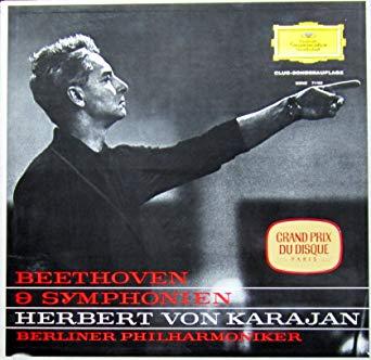 La enésima reedición en vinilo de las Sinfonías de Beethoven dirigidas por Karajan (63) 64896c10