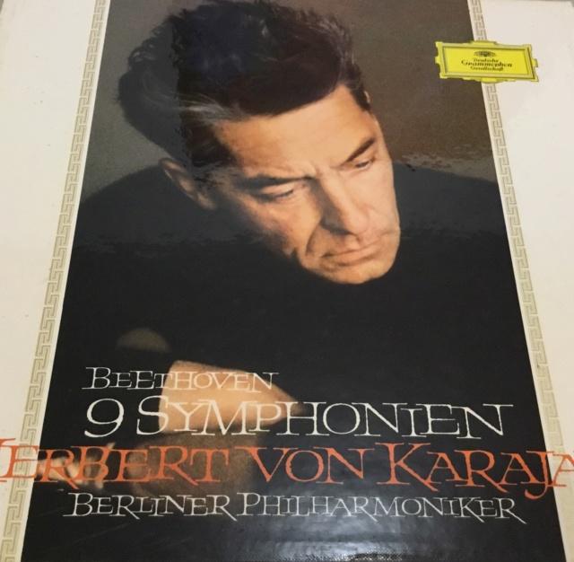 La enésima reedición en vinilo de las Sinfonías de Beethoven dirigidas por Karajan (63) 66050610