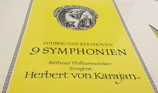 La enésima reedición en vinilo de las Sinfonías de Beethoven dirigidas por Karajan (63) 6dd46810