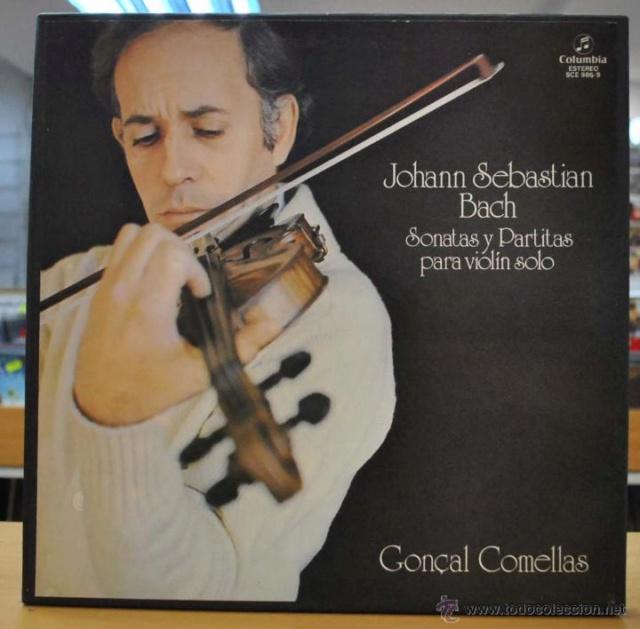 Sonatas y Partitas Para Solo Violin Bach 6f2aae10