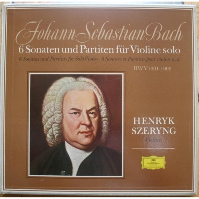 Sonatas y Partitas Para Solo Violin Bach 744c3810