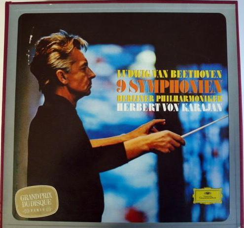 La enésima reedición en vinilo de las Sinfonías de Beethoven dirigidas por Karajan (63) 79794f10