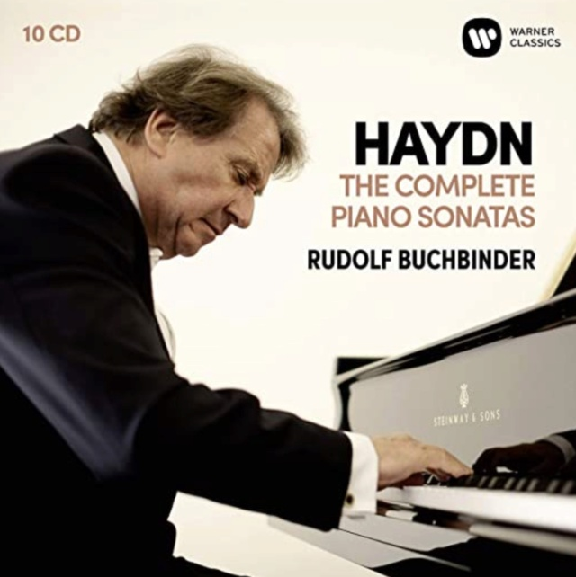 ¿Vuestra versión preferida de las sonatas para piano de Haydn? 7983eb10