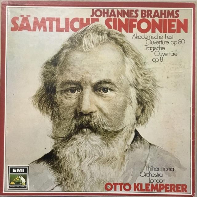 Consejos sobre una versión de las sinfonias de Brahms 7af2b010