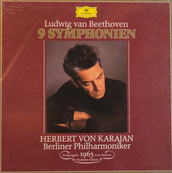 La enésima reedición en vinilo de las Sinfonías de Beethoven dirigidas por Karajan (63) 7e296d10
