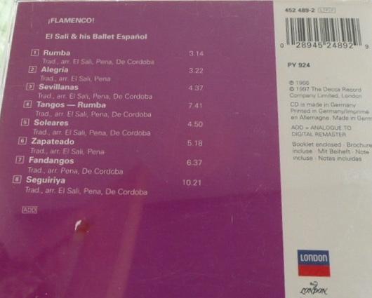 ¿Disco de flamenco audiófilo? 839b6110