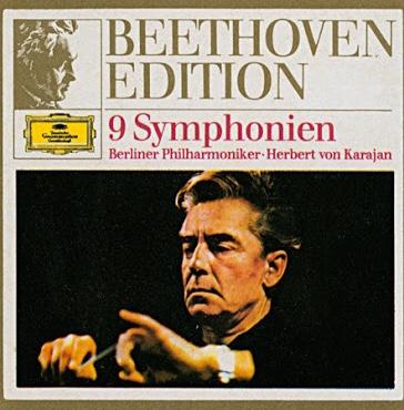 La enésima reedición en vinilo de las Sinfonías de Beethoven dirigidas por Karajan (63) 9819de10