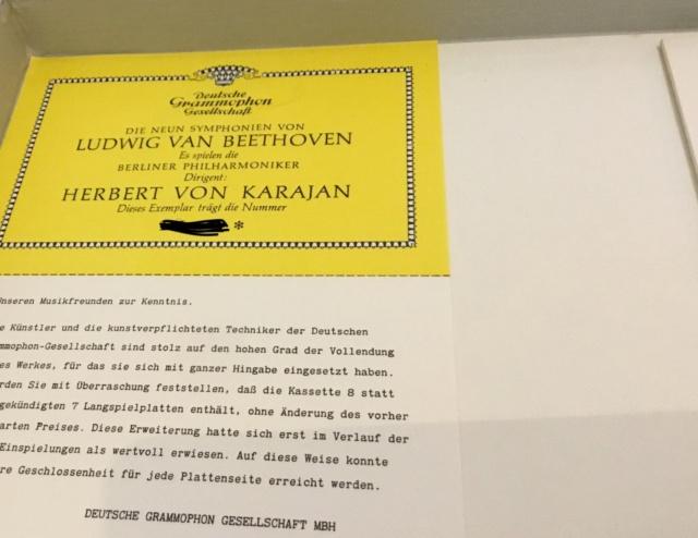 La enésima reedición en vinilo de las Sinfonías de Beethoven dirigidas por Karajan (63) 993f6010