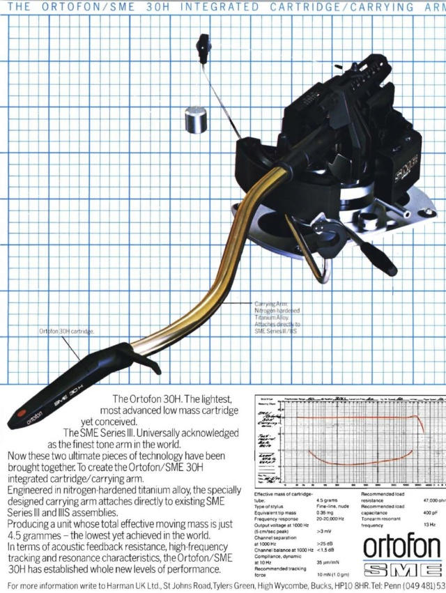 Cápsula para SME 3009 serie lll 9f10d710