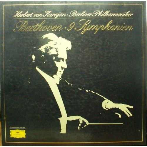 La enésima reedición en vinilo de las Sinfonías de Beethoven dirigidas por Karajan (63) A3847110