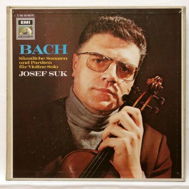 Sonatas y Partitas Para Solo Violin Bach Ed645810