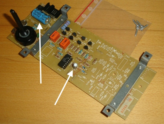 Thorens TD321, problema velocidad giro F36d9310