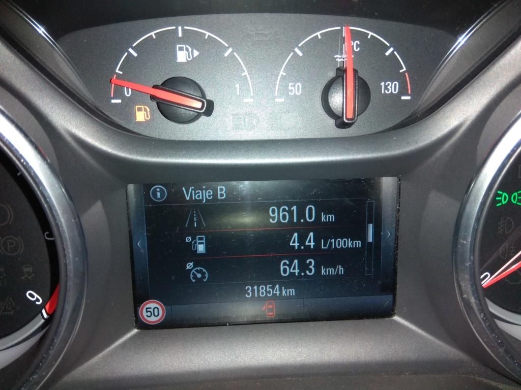 Consumo Astra K 1.6 Biturbo 160CV Img_2014