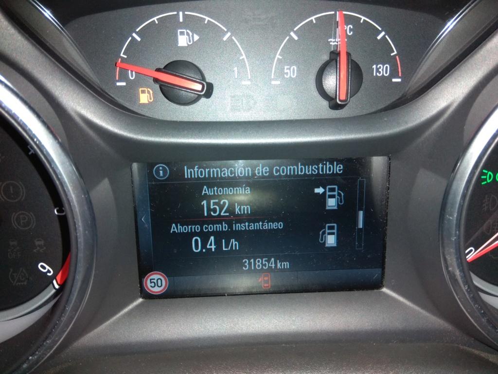 Consumo Astra K 1.6 Biturbo 160CV Img_2015