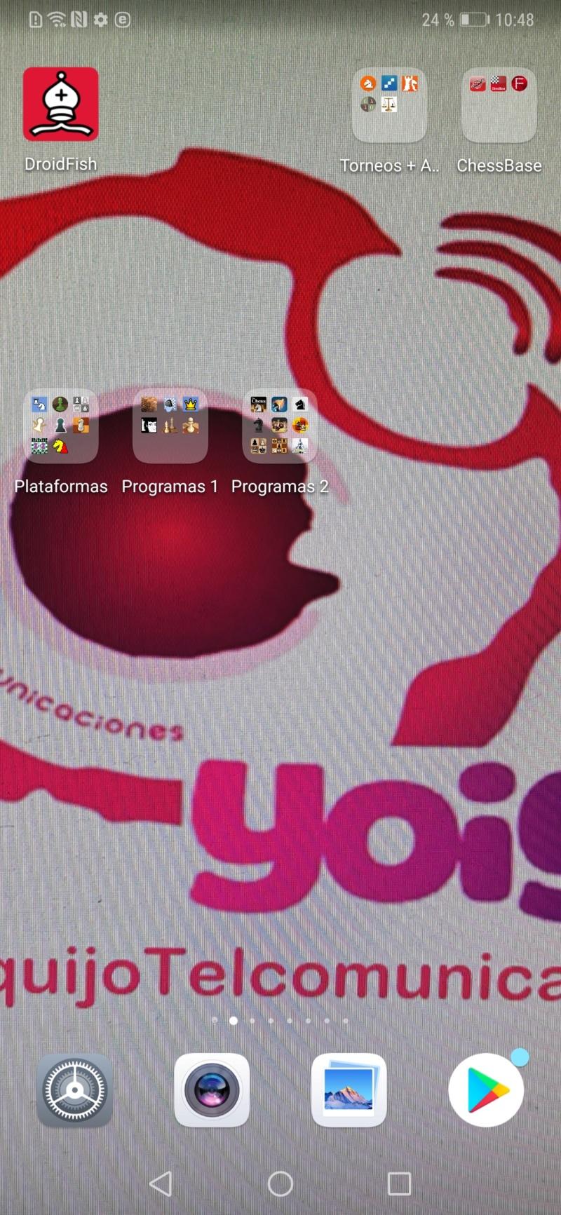 Primer contacto con el nuevo Monstruo de las Galletas: el Huawei Mate 20 Pro de QUIJOTEL Screen22