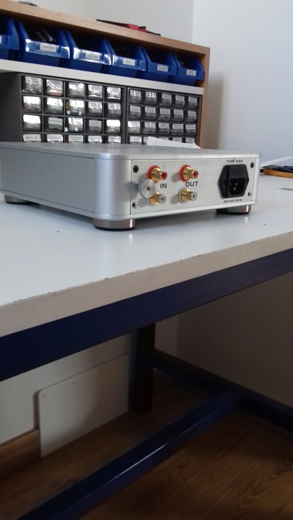 Ruido de 50Hz en phono 20180914