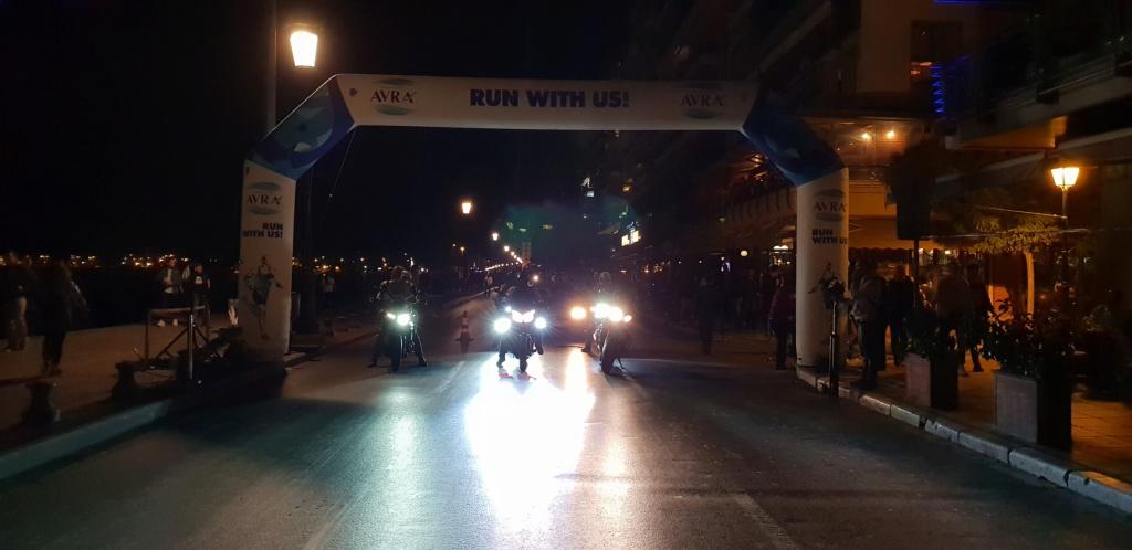 7ος Διεθνής Νυχτερινός Ημιμαραθώνιος Θεσσαλονίκης 20181012