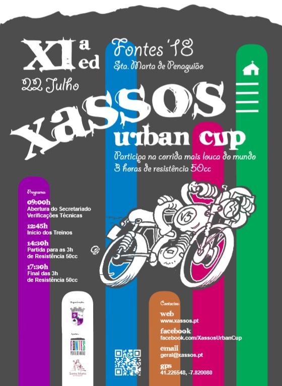 XASSOS 2018 Cartaz10