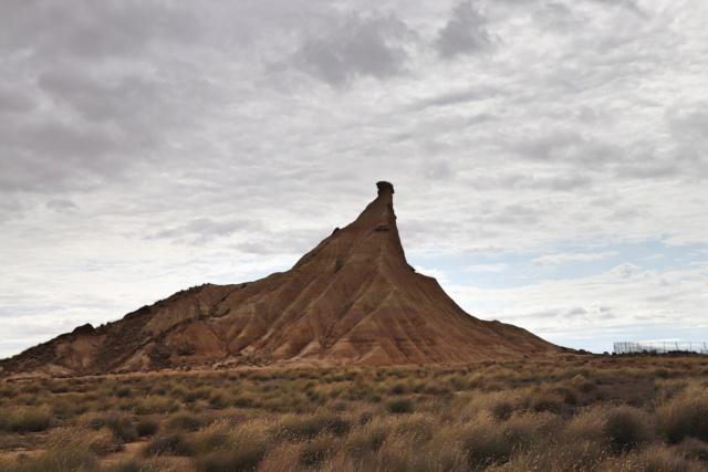 Las Bardenas - Um deserto ao pé da porta Img_3714