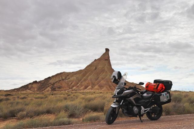 Las Bardenas - Um deserto ao pé da porta Img_3716