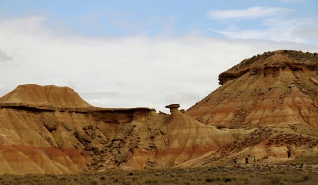Las Bardenas - Um deserto ao pé da porta Img_3721