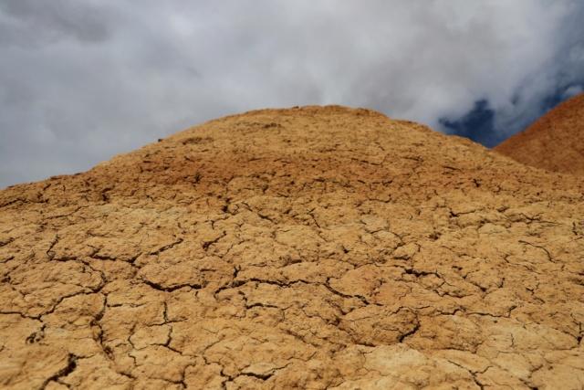 Las Bardenas - Um deserto ao pé da porta Img_3724