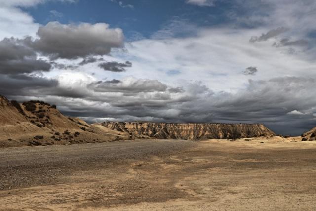 Las Bardenas - Um deserto ao pé da porta Img_3725