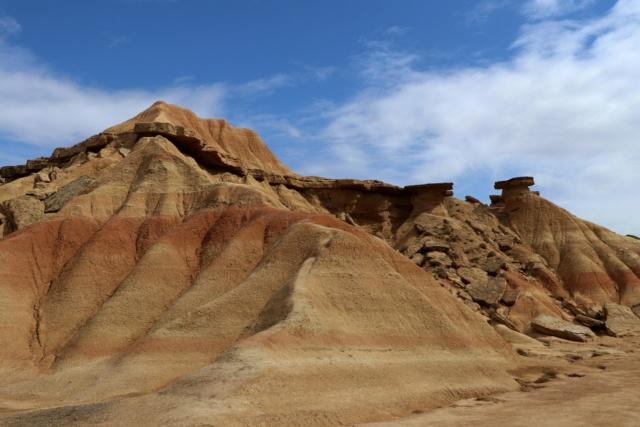 Las Bardenas - Um deserto ao pé da porta Img_3726