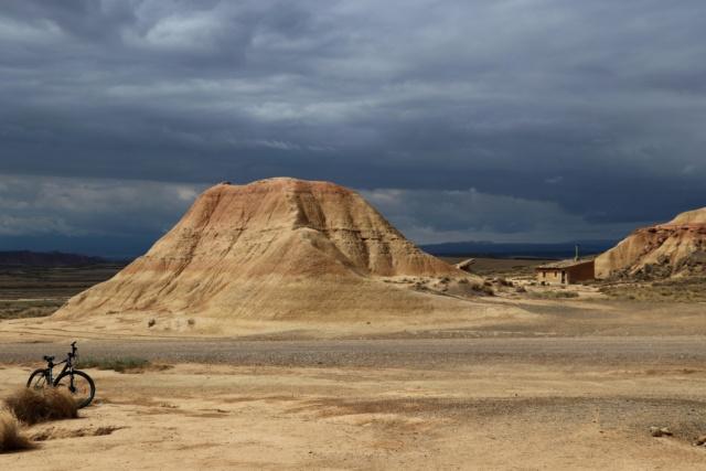 Las Bardenas - Um deserto ao pé da porta Img_3727