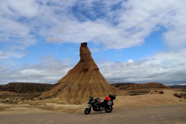 Las Bardenas - Um deserto ao pé da porta Img_3728