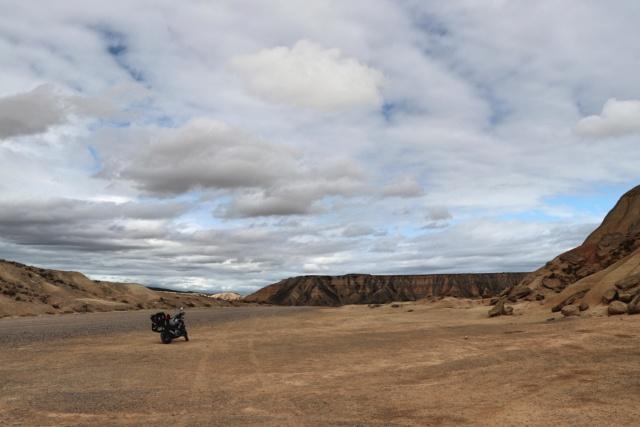 Las Bardenas - Um deserto ao pé da porta Img_3731