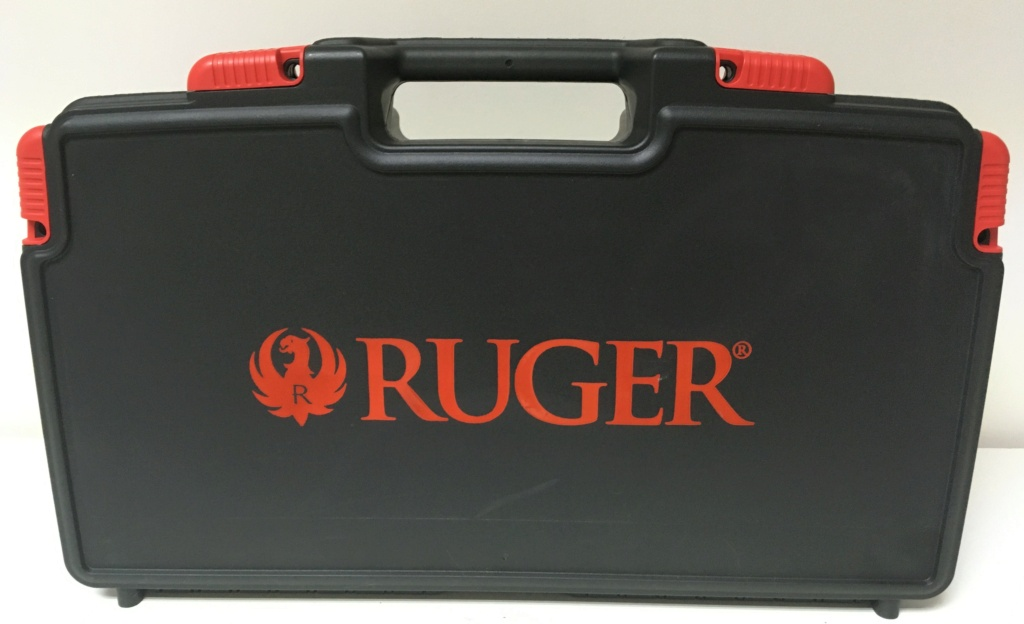 Ruger mark Iv 10 pouce barrel Img_2114