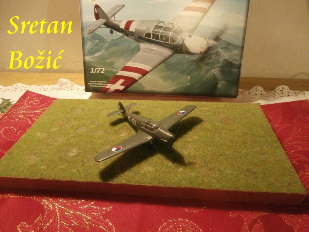 Messerschmitt Me-108 Taifun 010