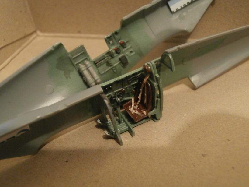 "GALERIJA: Spitfire Mk Vb, 1:32 (Hasegawa) i ""mlađa braća"" u 1:72 0317"