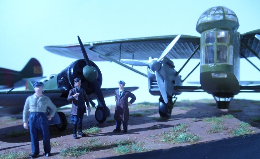 Galerija: Jan Ferak i republikanski avioni španjolskog građanskog rata 0512