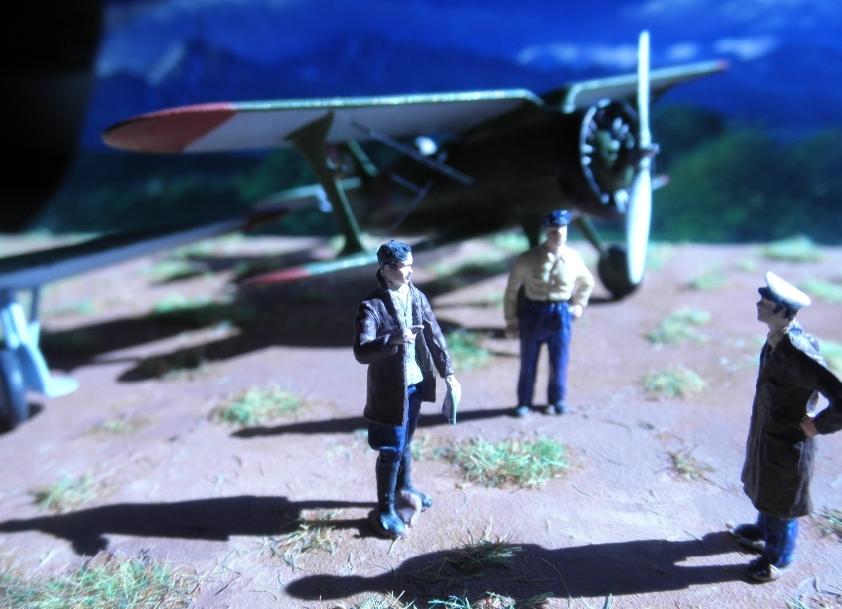 Galerija: Jan Ferak i republikanski avioni španjolskog građanskog rata 1011